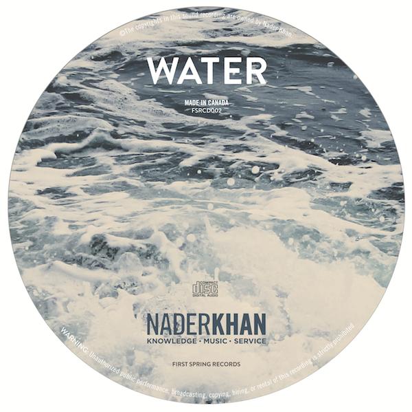 WATER - Buy the CD
