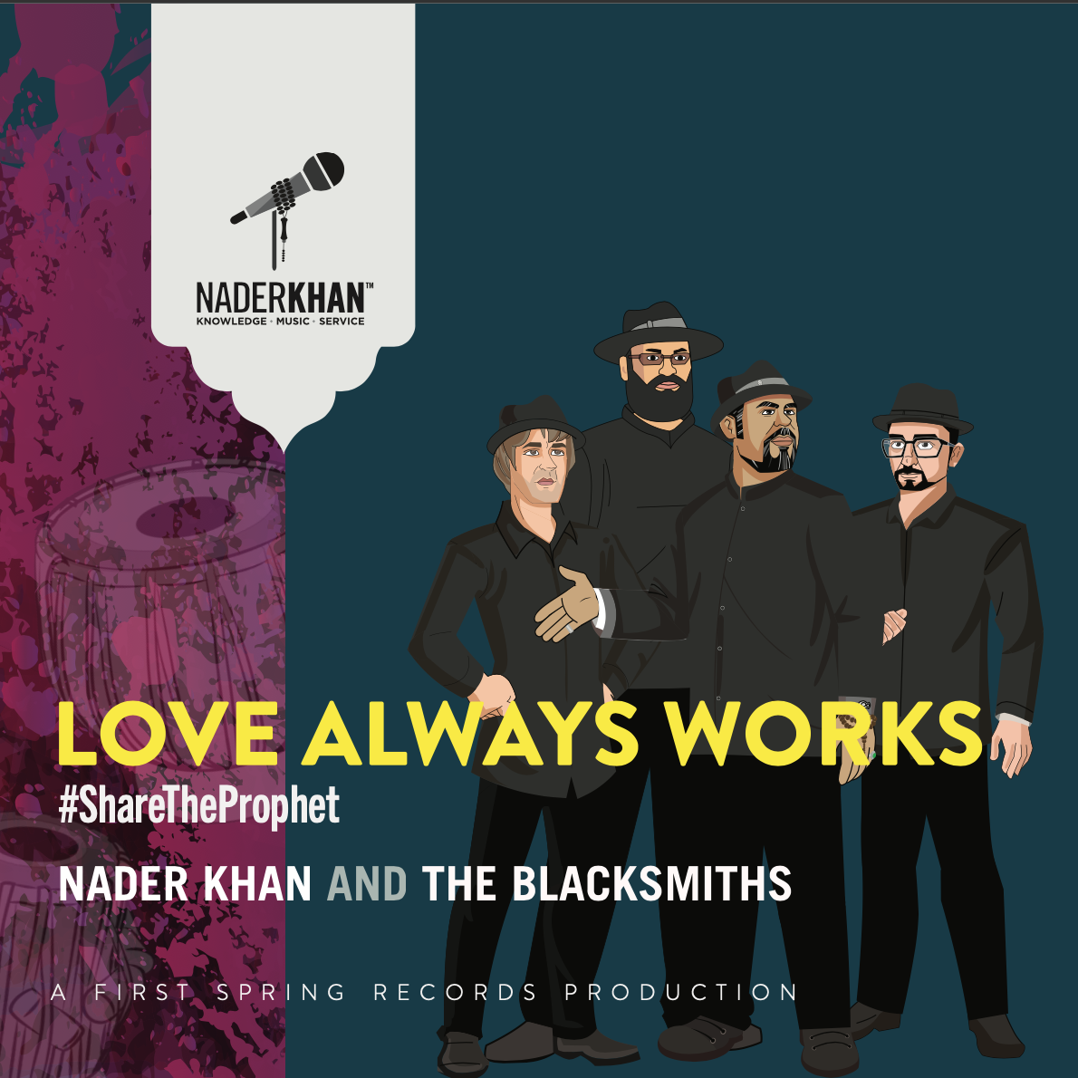 Love Always Works - Buy the CD